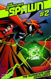 Adventures Of Spawn #2 Graphic Novel (2008) Image comic book